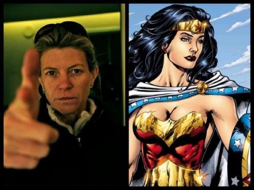 Michelle MacLaren, posible elección para dirigir Wonder Woman