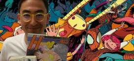 """ZN Manga: Entrevista Ken Niimura """"Hacer cómics para mercados distintos es como hablar idiomas"""""""