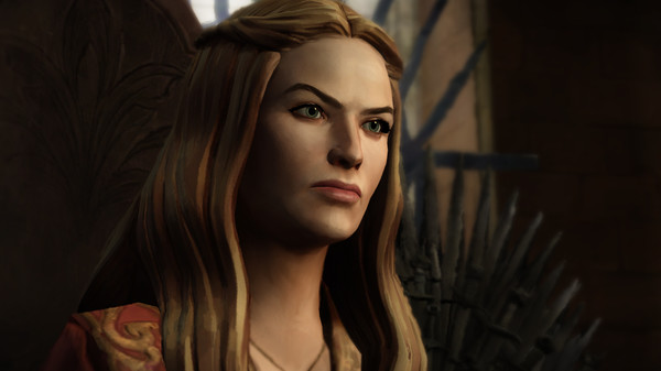 Cersei Lannister at her best / Game Of Thrones: Iron From Ice / Telltale Games