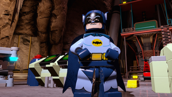 Batman del 66 lo PETA / Lego Batman 3: Beyond Gotham / Warner Bros