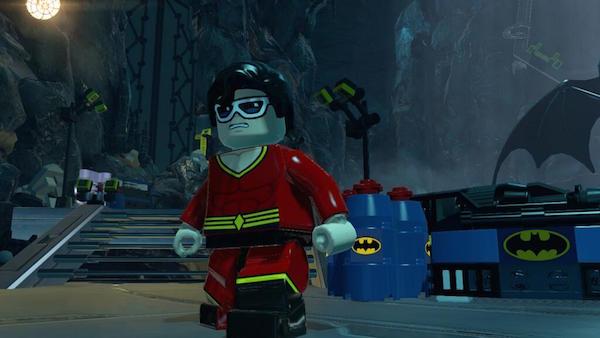 Plastic Man es ESENCIAL en Lego Batman 3: Beyond Gotham / Warner Bros