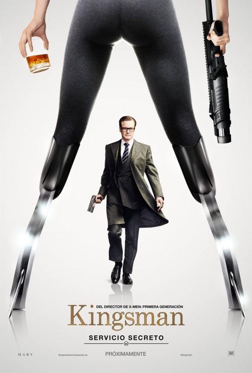 Poster de Kingsman: Servicio Secreto