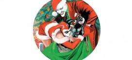 Alex Ross Navidad Batman Joker Harley