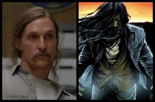 Matthew McConaughey podría ser Randall Flagg