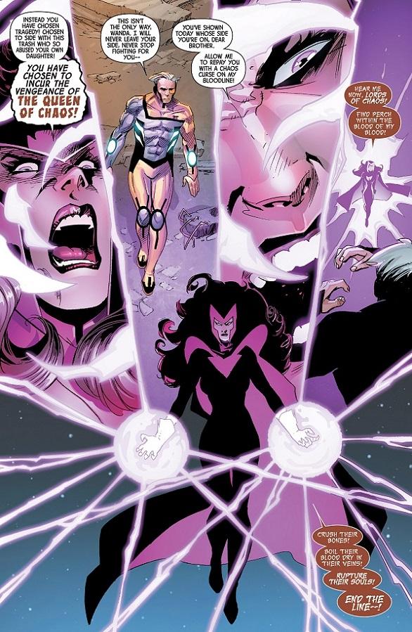 Avengers & X-Men - Axis 007-014