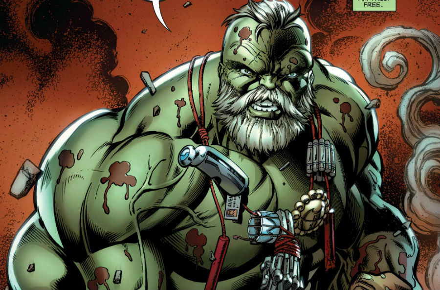 Hulk (2014-) 009-018