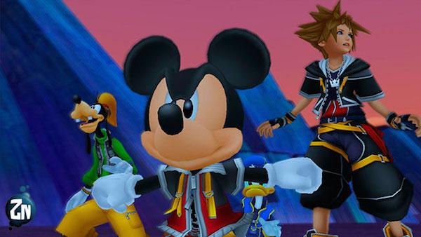 Disney y Square-Enix mezclados como si fuesen uno / Kingdom Hearts 2.5 HD Remix