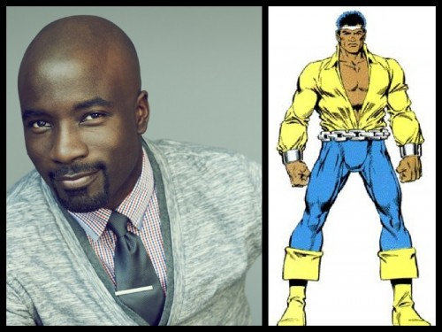 Mike Colter, posible Luke Cage
