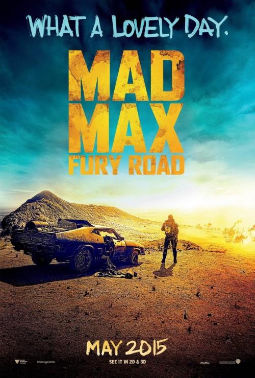 Poster de Mad Max: Fury Road