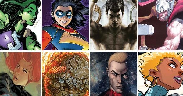 Marvel Comics: Top 10 Mejores Series de 2014