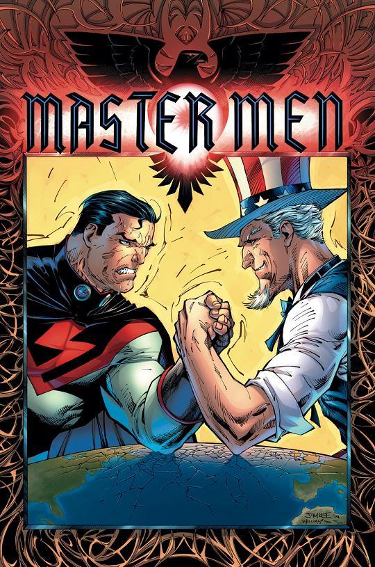Multiversity-Mastermen-Jim-Lee-Cover