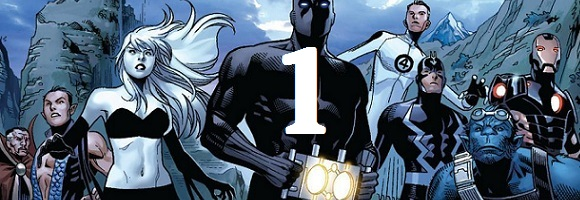 New Avengers Jonathan Hickman