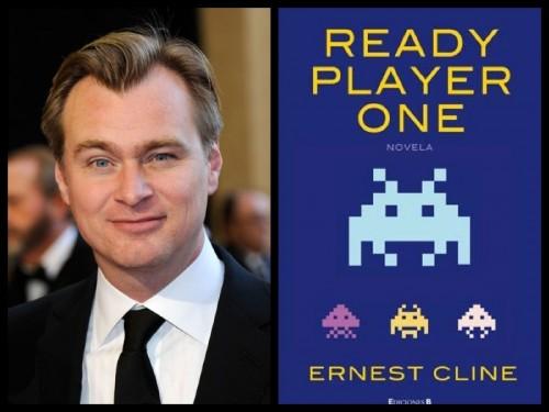 Christopher Nolan podría adaptar Ready Player One