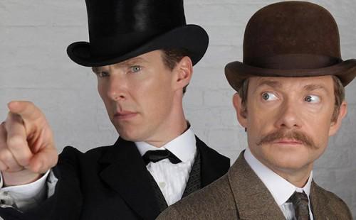 El Doctor Extraño y Bilbo Bolsón resuelven casos juntos. El mundo está loco.