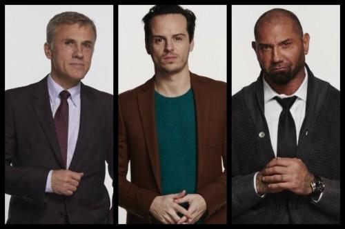 Las incorporaciones masculinas a la saga Bond