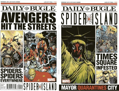Spider-Island_Bugle