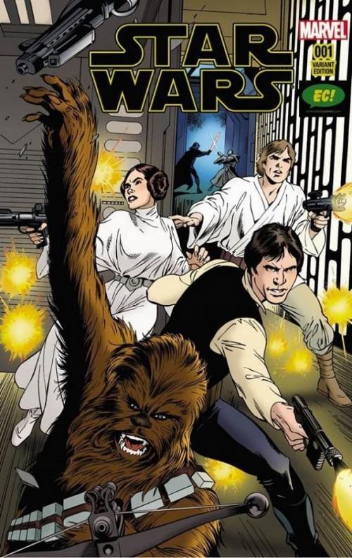 Star Wars portada Alan Davis
