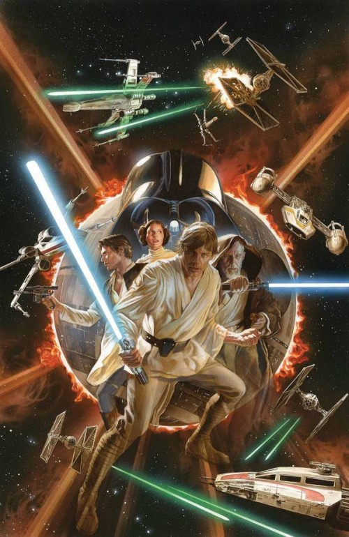 Star Wars portada Alex Ross