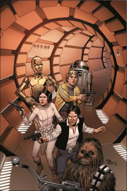 Star Wars portada Bob McLeod