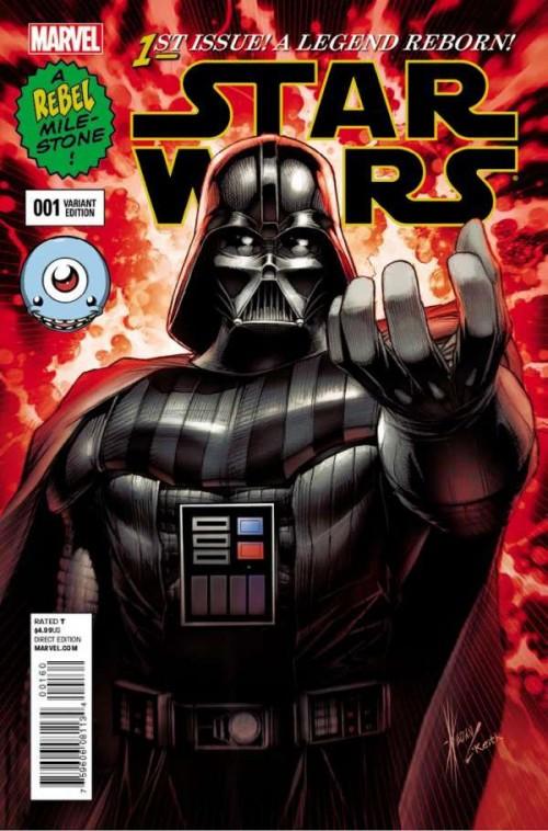 Star Wars portada Dale Keown