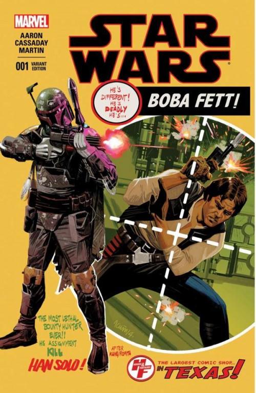 Star Wars portada Daniel Acuna