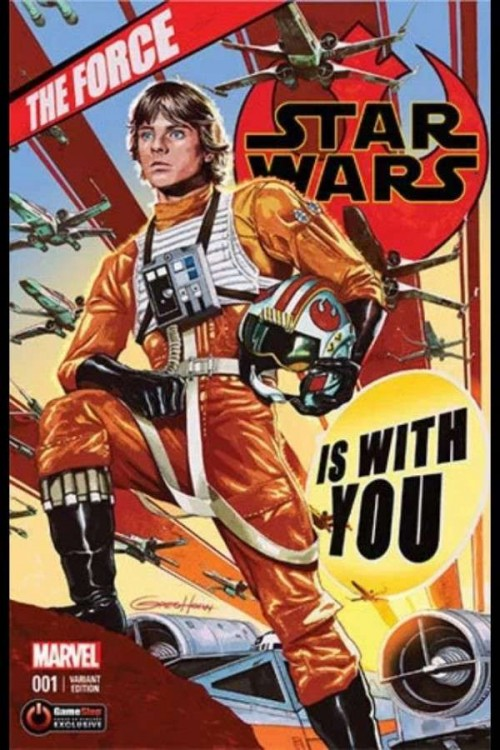 Star Wars portada Greg Horn