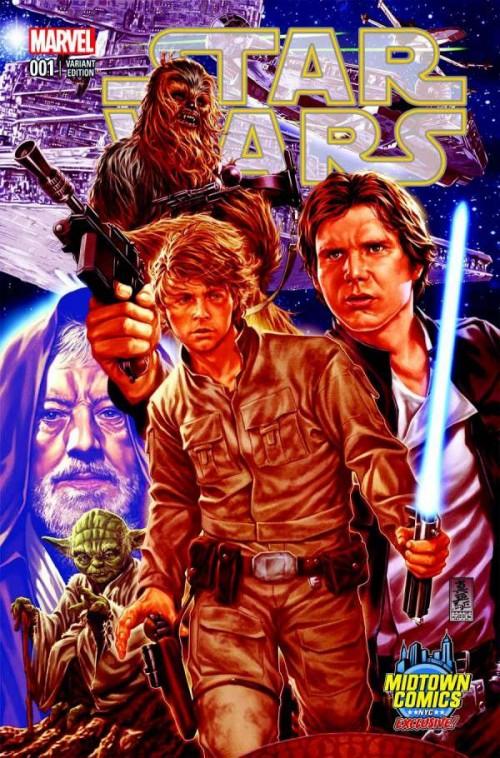 Star Wars portada Mark Brooks