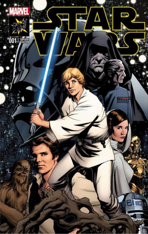 Star Wars portada Mike McKone