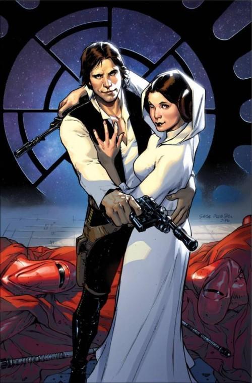 Star Wars portada Sara Pichelli