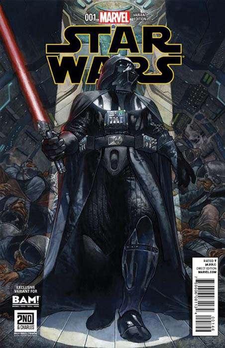 Star Wars portada Simone Bianchi