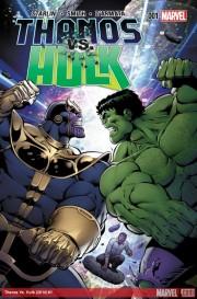 Thanos Vs Hulk