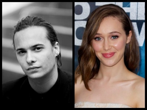 La pareja protagonista del spinoff de The Walking Dead