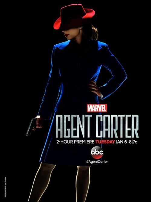 Poster de Agente Carter