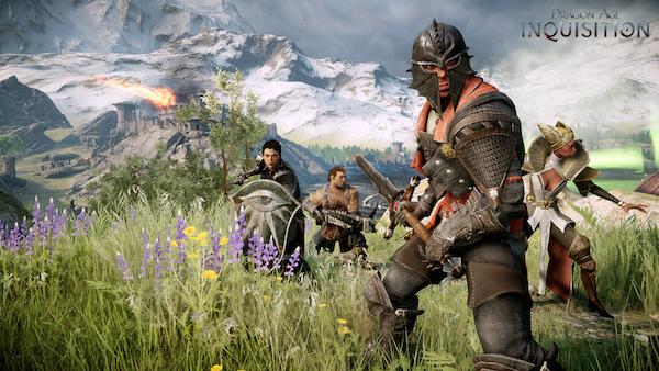 Dragon Age: Inquisiton / Mejor RPG y Juego del año en los Game Awards 2014 / Bioware