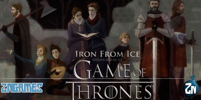 #ZNGames – Review / Game of Thrones: Iron From Ice