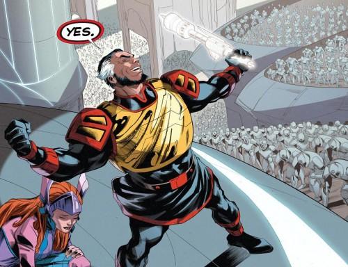 Como aprendimos en Mortal Kombat, no siempre el Orden es bueno...