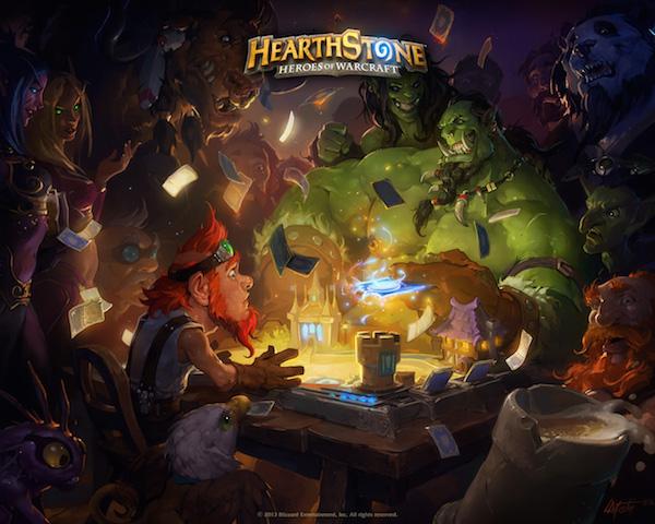 Heartstone / Mejor Juego Portátil en los Game Awards 2014 / Blizzard