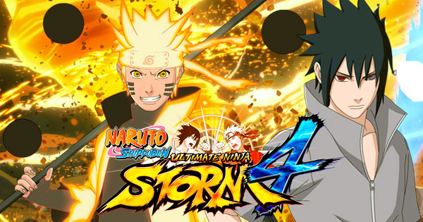 Naruto Shippuden Ultimate Ninja Storm 4 / Bandai- Namco
