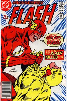 El punto de inflexión en la vida de Barry.