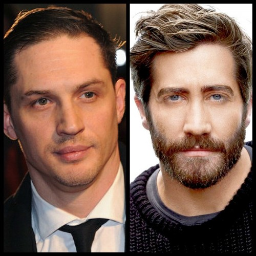 Tom Hardy y Jake Gyllenhaal