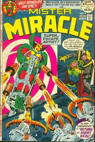 Mister Miracle # 7