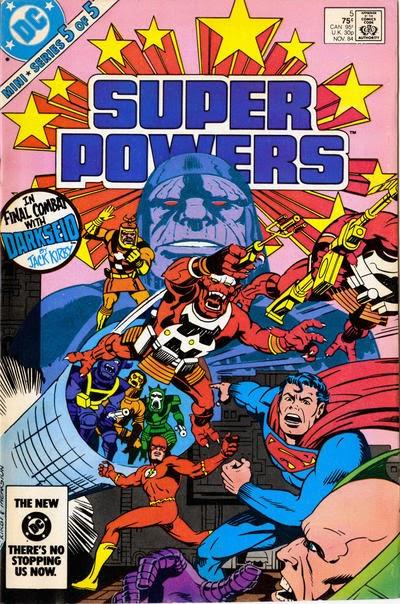 Super Powers # 5