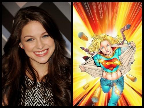 Melissa Benoist, la nueva Supergirl