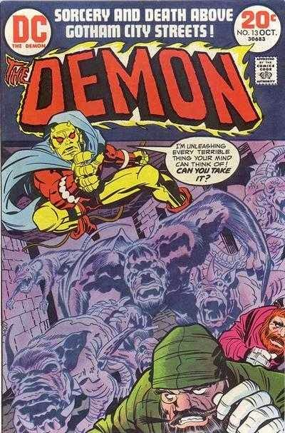 The Demon # 13