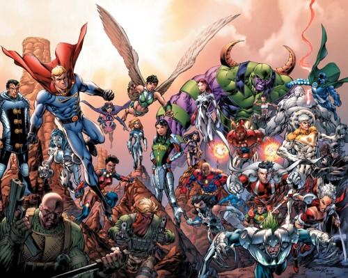 DC acogería el universo Wildstorm en su multiverso