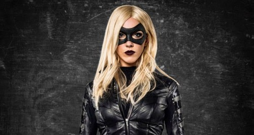 black-canary-arrow