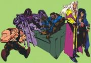Nasty Boys, mutantes al servicio de Mr. Siniestro en el X-Factor de Peter David