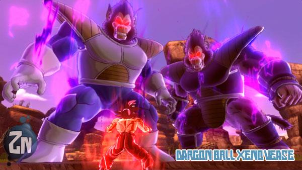 DragonBall: Xenoverse tendrá monos en la cara / Bandai Namco