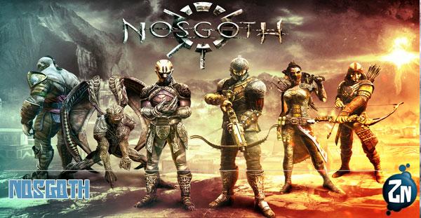 Nosgoth / Square-Enix / Psyonix.