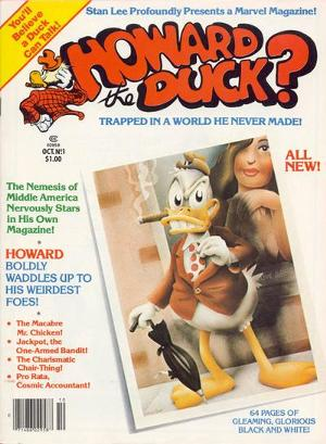 300px-Howard_the_Duck_Vol_2_1